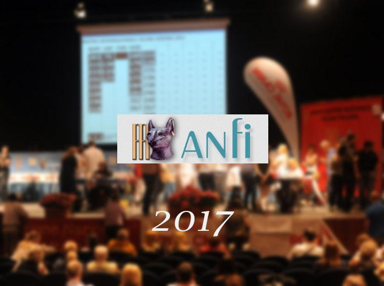 Calendario expo 2017 - ANFI Italia - FIFe